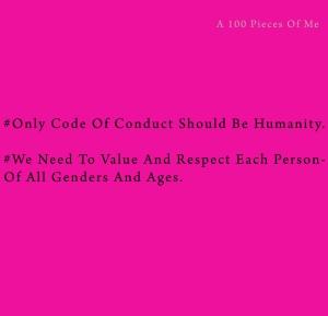 The Feminine Code By Rosy Singh.