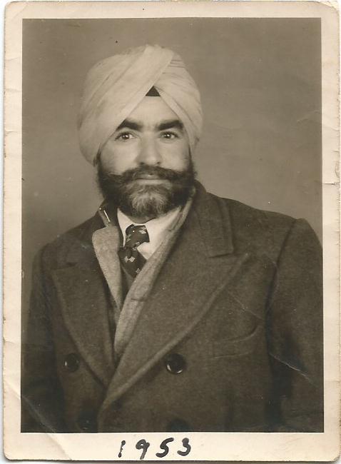 Gurdial Singh Chhabra