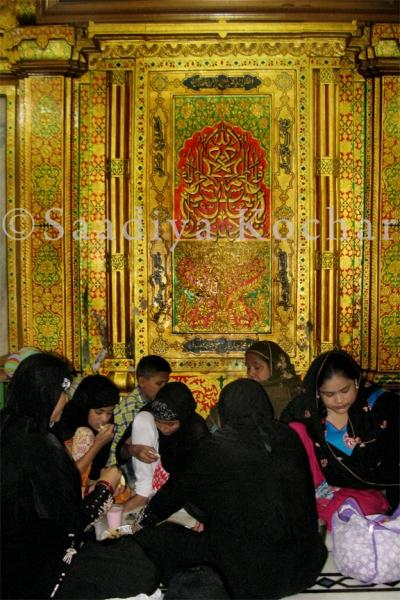 Jumma Tul Alvida At The Nizamuddin Dargah.