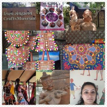 Crafts Museum, Delhi.