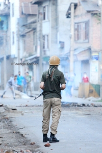 Kashmir Protests 2016