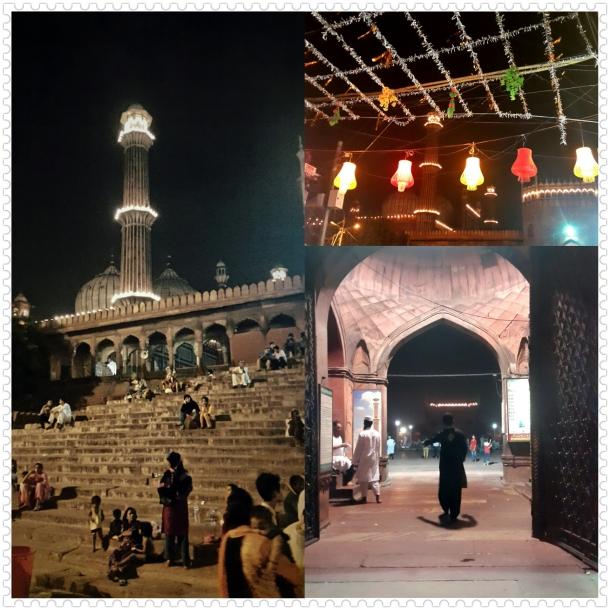 Jama Masjid on Eid
