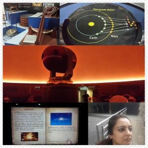 Nehru Planetarium, New Delhi