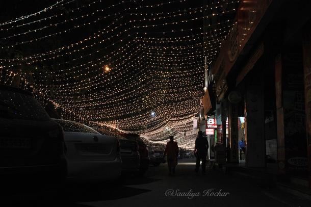 Delhi Diwali
