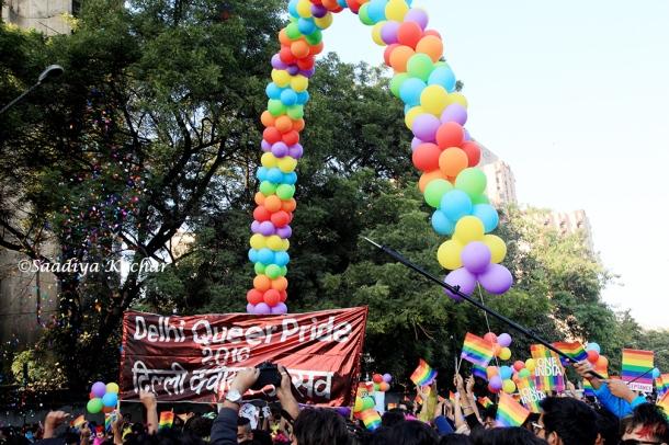 Delhi Pride parade 2016