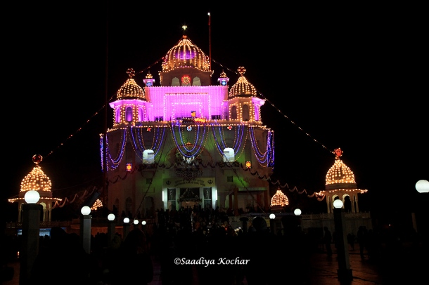 Rakab Ganj Gurudwara, Delhi
