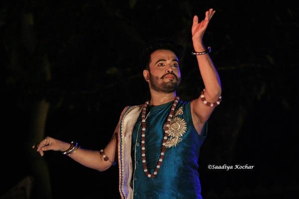 Khajuraho dance festival 2017