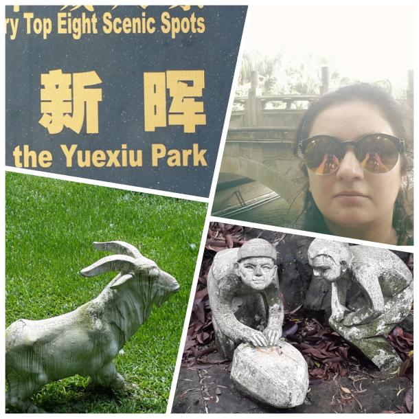Yuexiu Park, China