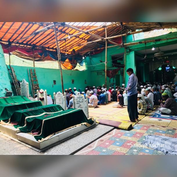 Dargah Syed Badruddin Samarqandi | A 100 pieces of me-project